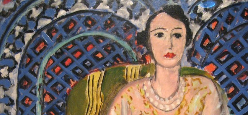 Arabesque: fantasia e colore