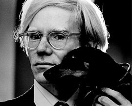Andy Warhol ... in the city
