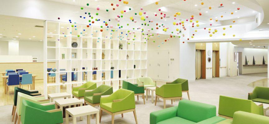 Spazi e colori: i progetti di Emmanuelle Moureaux