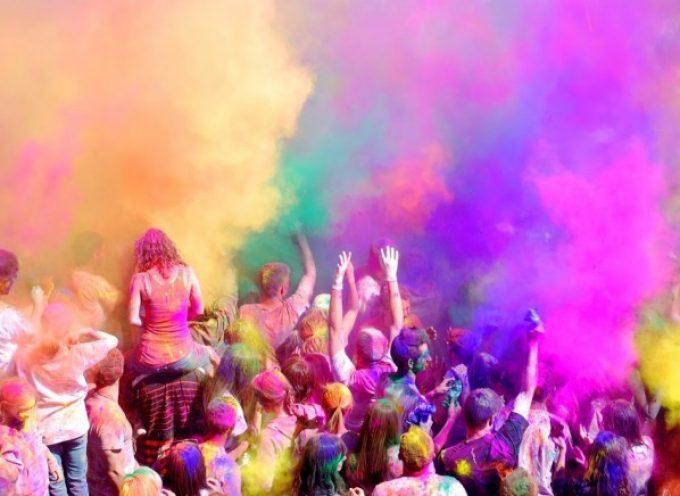 Holi: il festival del colore