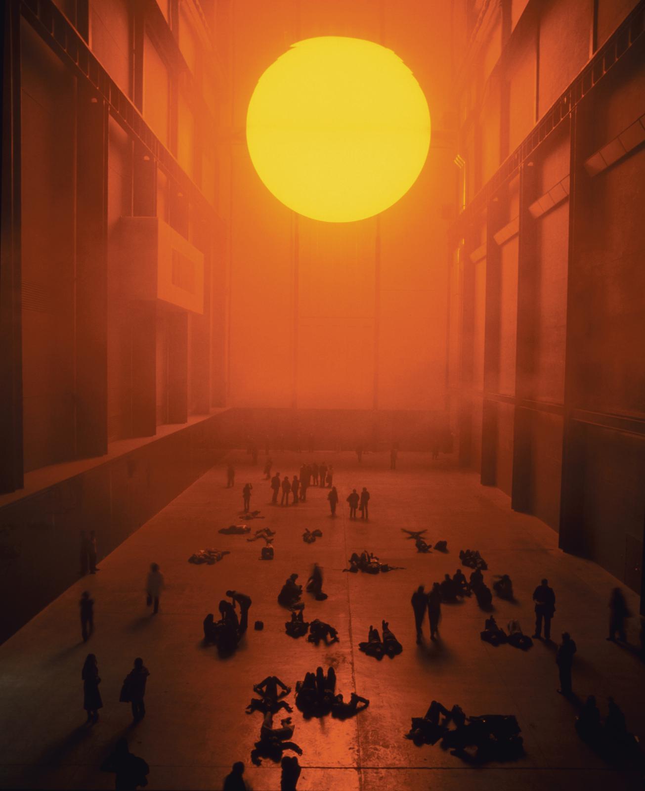 Giochi di luce: le opere di Olafur Eliasson