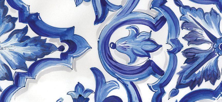 Dal vaso all'abito: il caso della maiolica