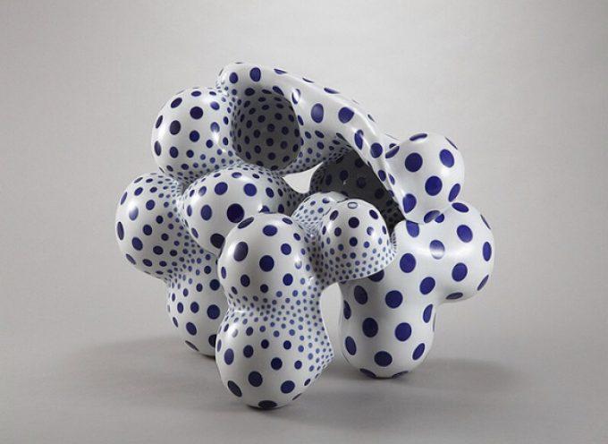 Ceramiche organiche: l'arte di Harumi Nakashima