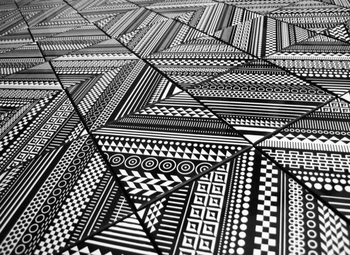 Vectorfunk: lo stile geometrico di Matt W. Moore