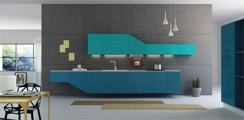 Arredare casa: come scegliere il colore della cucina?