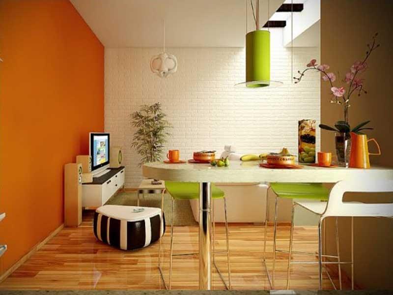 Arredare casa come scegliere il colore della cucina - Fondo rasante per piastrelle murali ...