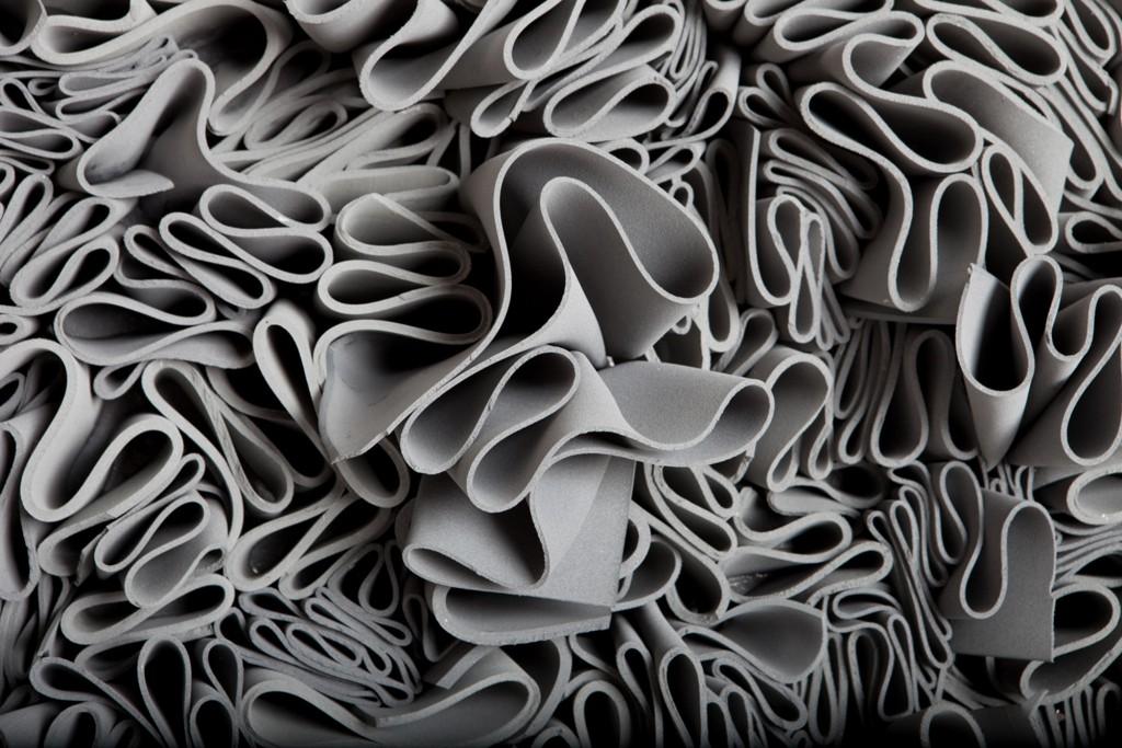 Materiali industriali diventano arte - intervista a Francesca Pasquali