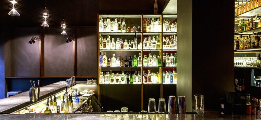 Zinc bar – il nuovo progetto di MAAG design