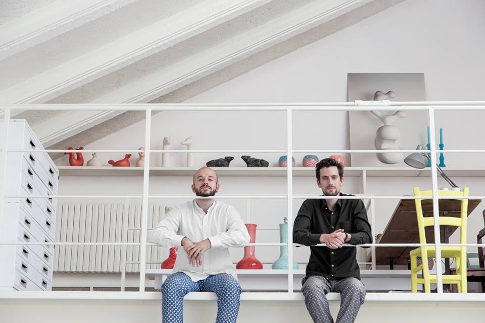 Ceramica e design - Intervista a Nesta&Ludek