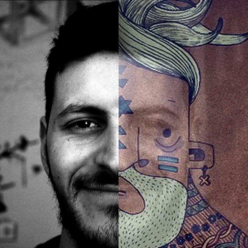 Matite, carta, colori: intervista a Luca Consoli