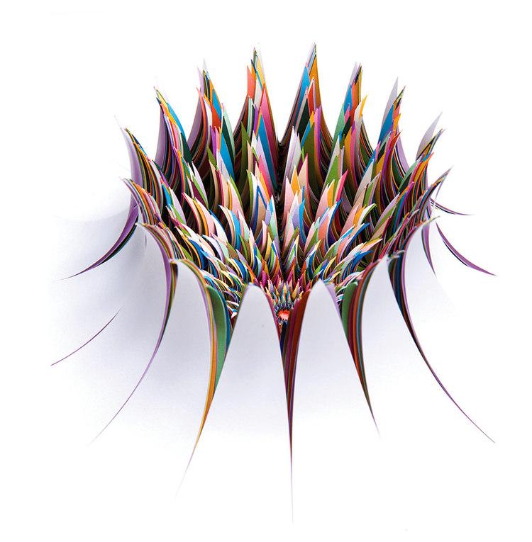 Tesori nascosti – le sculture ipnotiche di Jen Stark