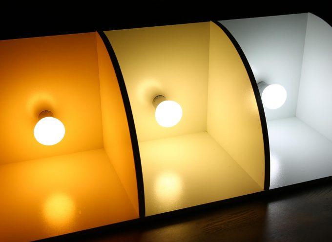 Illuminazione e colore: come scegliere le luci giuste in casa