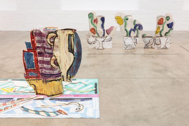 Vasi d'artista: le opere di Betty Woodman