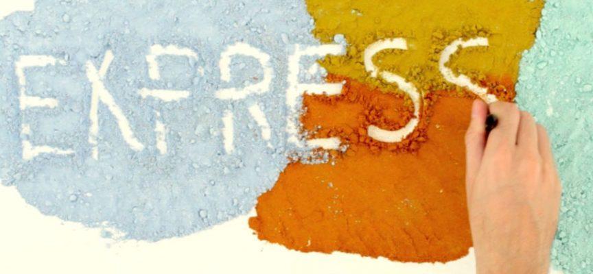 Luca Bogoni: colori, parole, agende