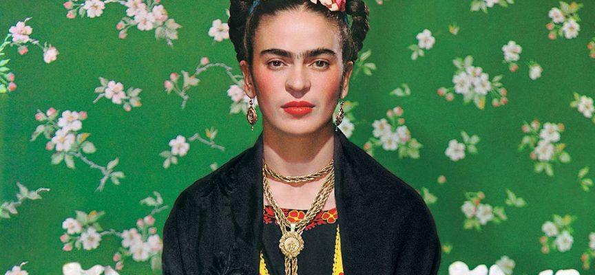 Frida Kahlo, il dolore che diventa colore