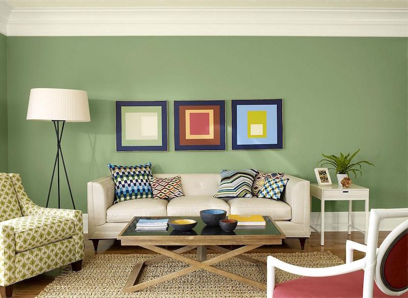 Come scegliere i colori delle pareti | Thesignofcolor