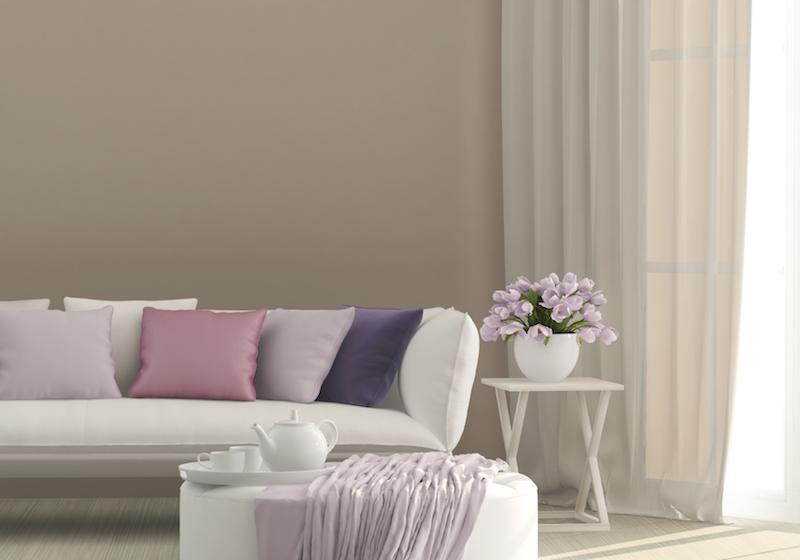 Come scegliere i colori delle pareti thesignofcolor - Colori per tinteggiare le pareti di casa ...