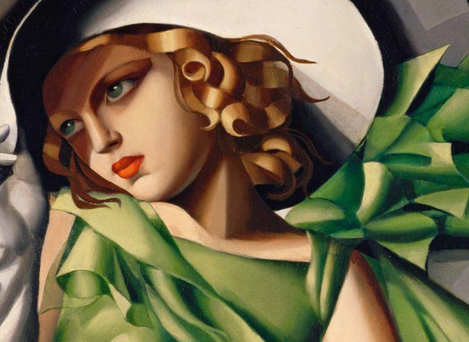 Tamara de Lempicka, regina del colore