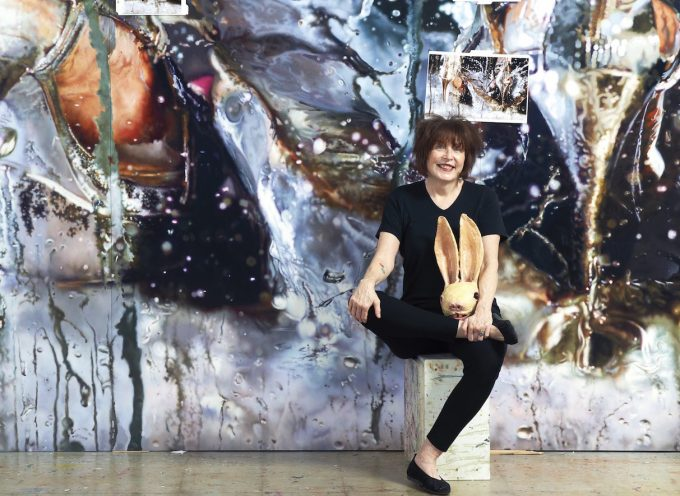 Marilyn Minter, la trasgressione del colore