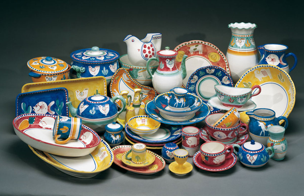A vietri sul mare la ceramica diventa arte thesignofcolor - Fotos de ceramica ...