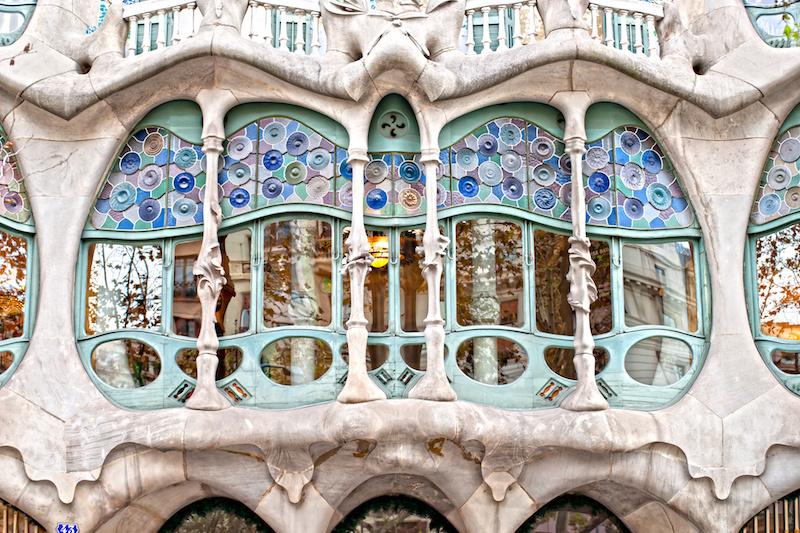 Trencadís: il riciclo creativo di Gaudì