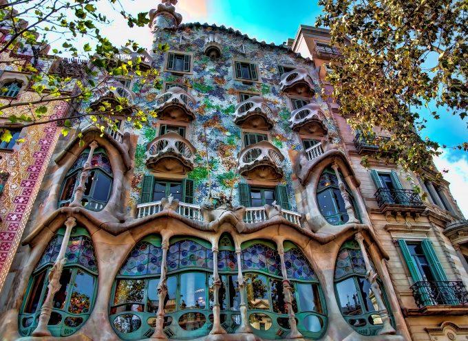Barcellona: Antoni Gaudí e il riciclo creativo di Casa Batlló