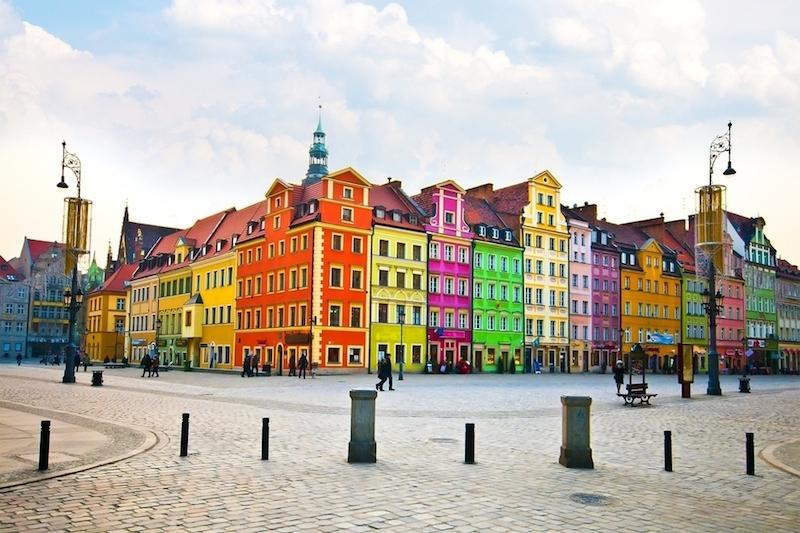 Breslavia – Polonia