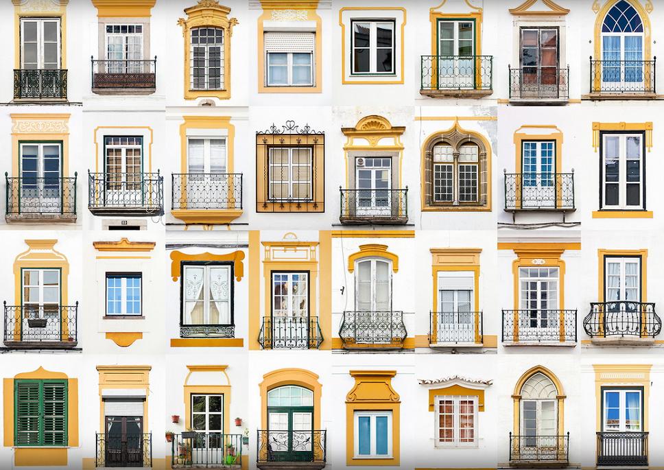 Fotografia giramondo: un viaggio tra porte e finestree , André Vicente Goncalves