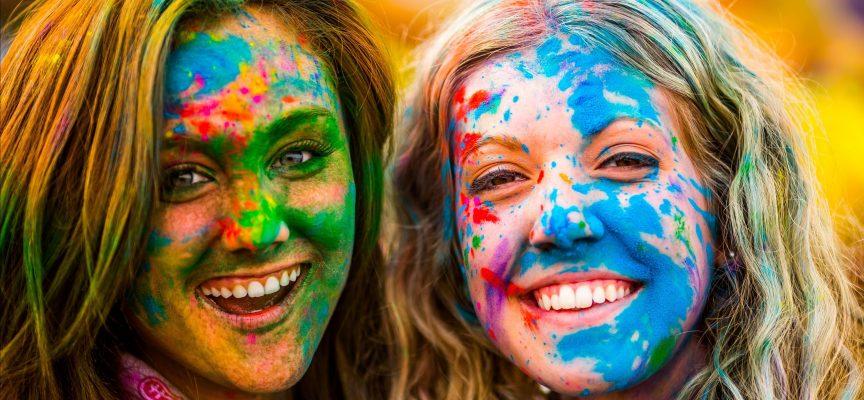 Viaggi: i Festival più colorati del mondo