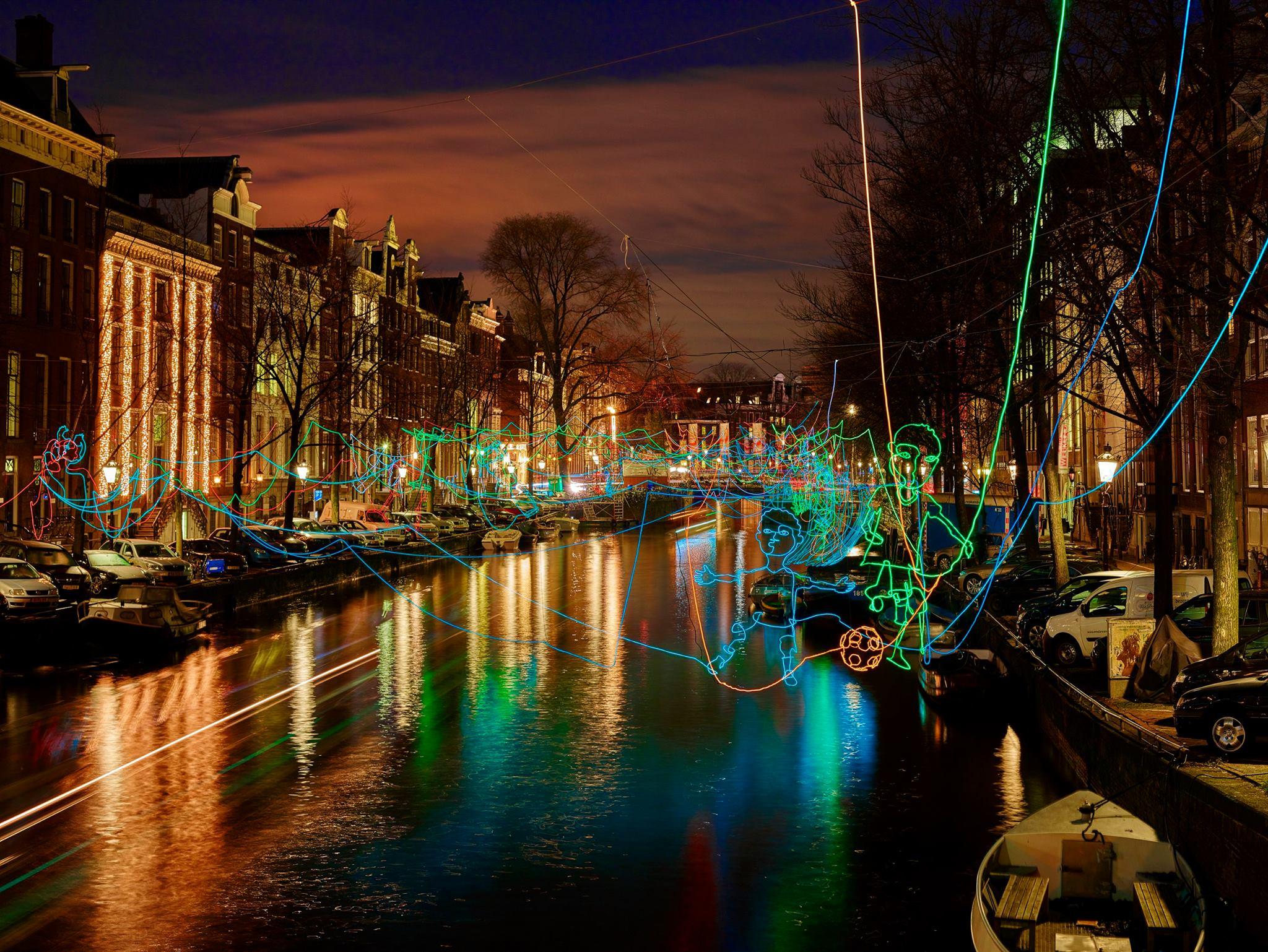 Natale: le luminarie più belle del mondo - Amsterdam