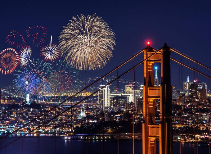 Capodanno: i fuochi d'artificio più belli del mondo