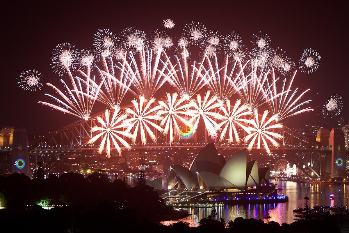 Capodanno: i fuochi d'artificio più belli del mondo - Sidney