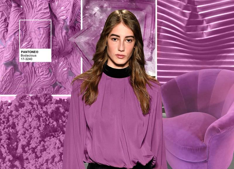 I 10 colori Pantone dell'inverno 2017 bodacious