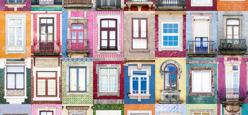 Fotografia giramondo: un viaggio tra porte e finestre