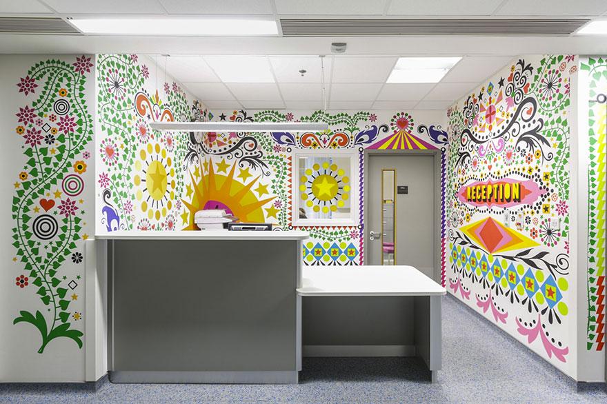 Arte in ospedale