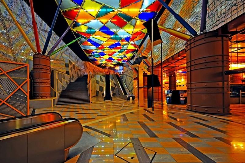 L'arte in metropolitana: le stazioni più belle del mondo - Lisbona