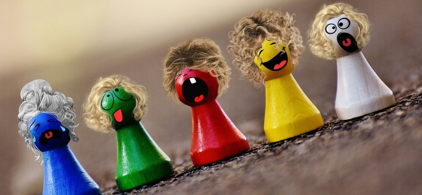 Come il colore influenza l'umore? Lo psicologo risponde