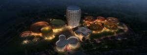Architettura: progetto della città della ceramica in Cina è italiano