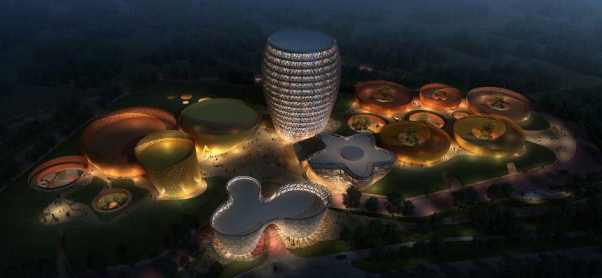 La città della ceramica in Cina: il progetto è italiano