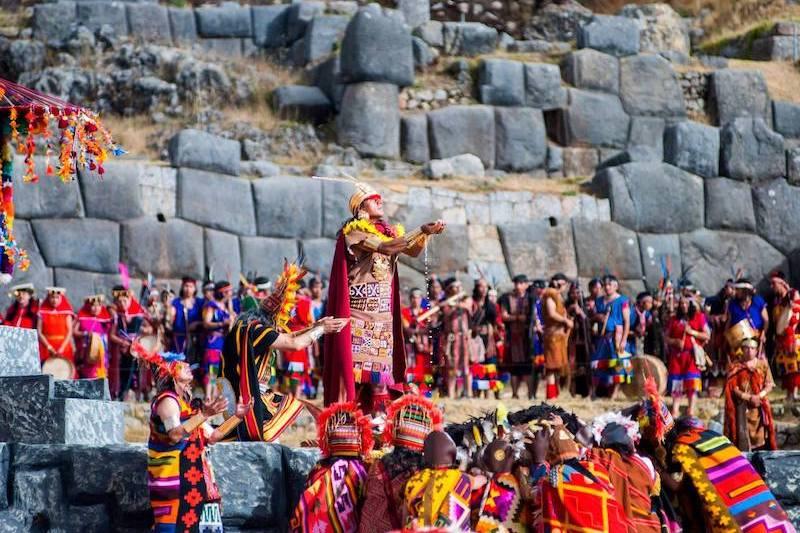 Le feste di primavera nel mondo - Inti Raimi, Perù