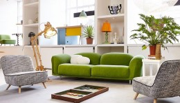 Arredamento: Il Greenery colora il design Pantone