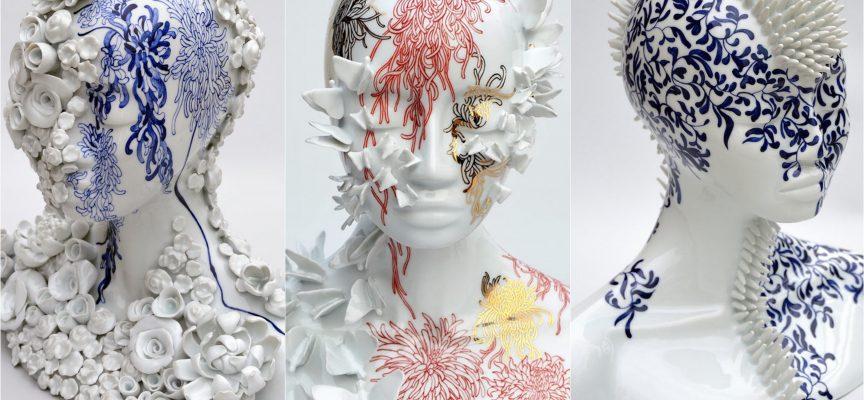Le ceramiche surreali di Juliette Clovis