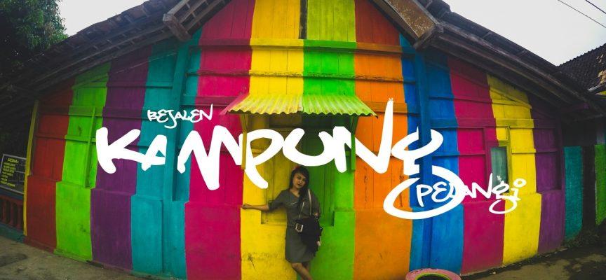 Indonesia, il villaggio arcobaleno fa impazzire Instagram