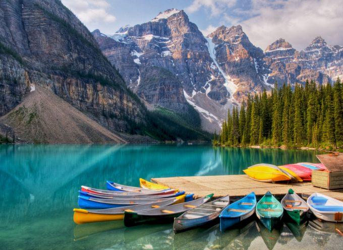 I panorami più belli del mondo
