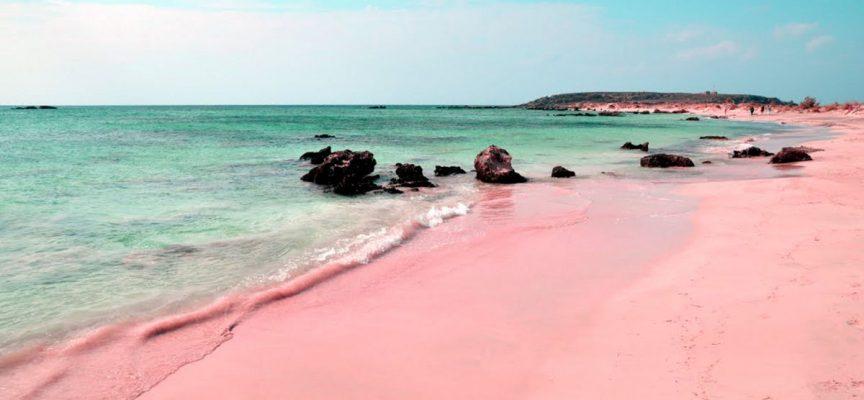 Le spiagge più colorate del mondo