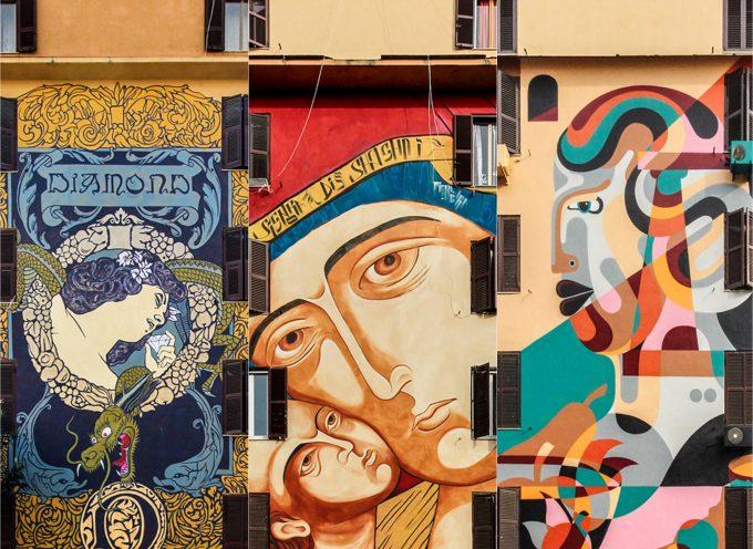 Street art Roma: il quartiere più colorato della capitale
