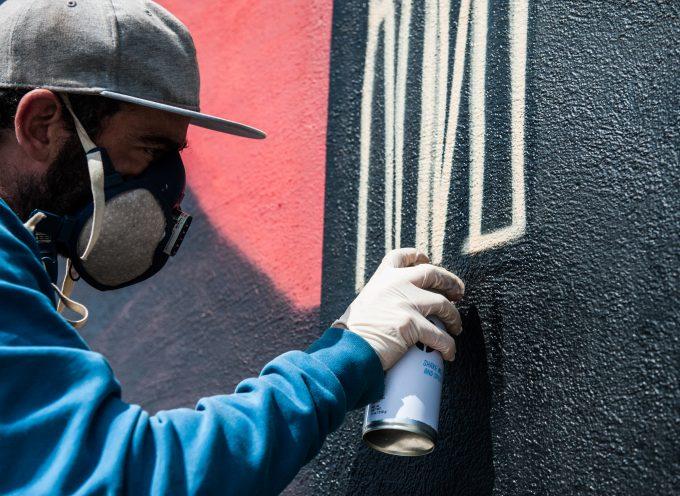 La street art incontra Caravaggio con Andrea Ravo Mattoni