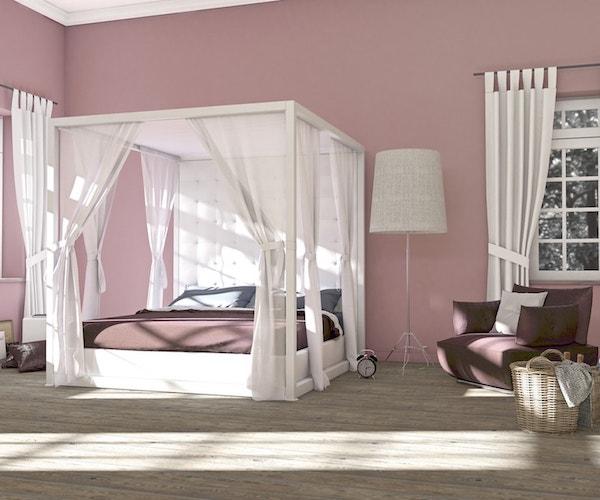 Pareti Rosa Salmone : Color cipria pareti. decorare la cucina. bisogna anche lettoiolet