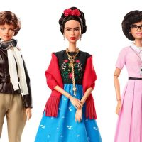 Barbie ispirate alle grandi donne come Frida Kahlo