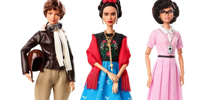 Barbie ispirate alle grandi donne come Frida Kahlo